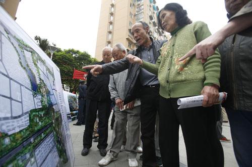 植绿减霾——社区绿化景观大提升