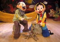 儿童剧场木偶卡通表演